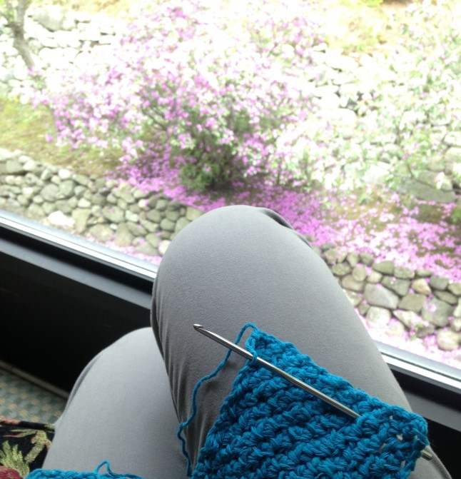 Coordinating Crochet Day: Spring