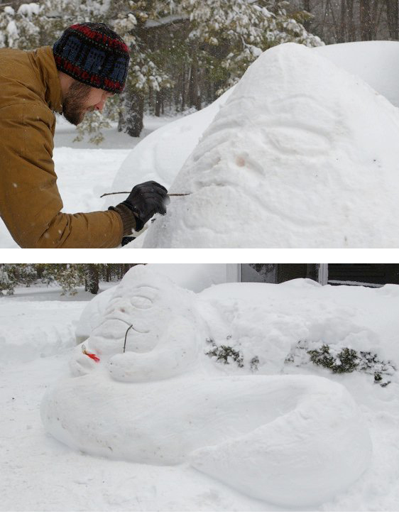 Jabba the Snow Hut