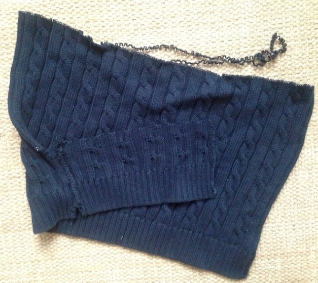 Remaining Cotton Sweater