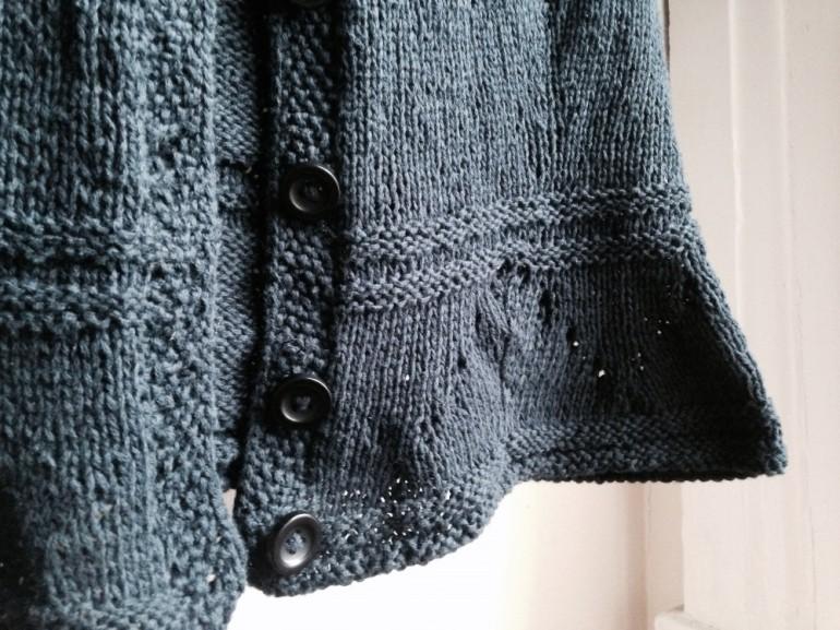 Sweater Picot Edge