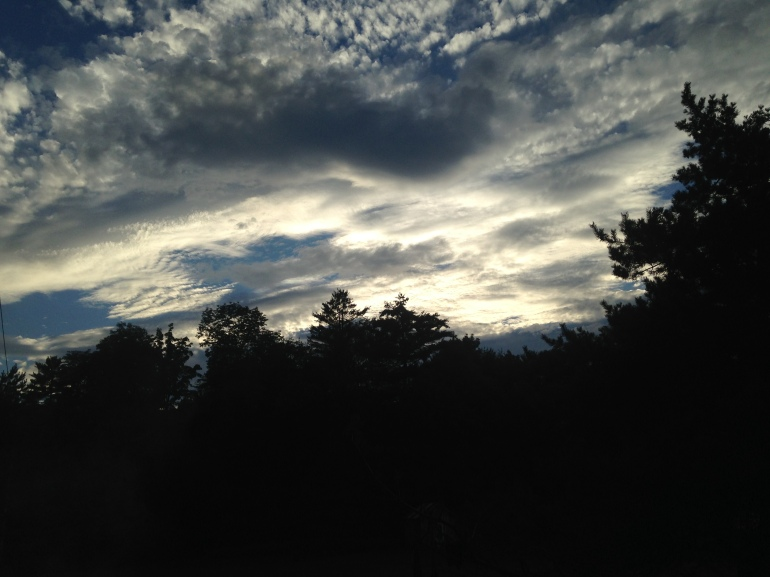 The Forks Sky