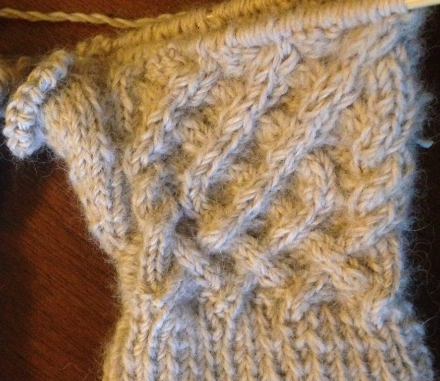 Knitting Mittens With Magic Loop : Do you believe in magic loop flip coast creations